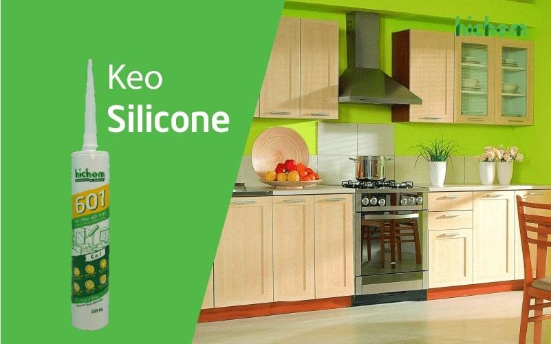 Keo dán kính silicone tốt nhất nên chọn loại nào?